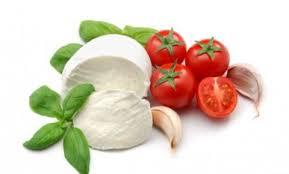 paradajiz punjen mocarelom